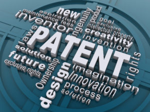 patent and related words